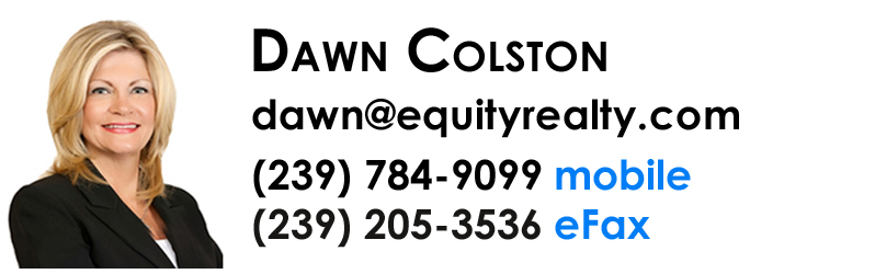 Dawn Colston - Realtor with Equity Realty in Naples, Florida
