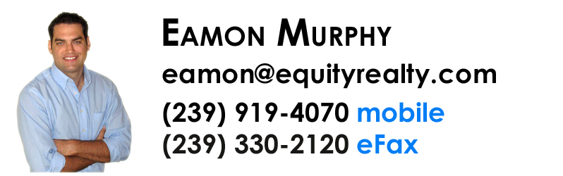 Eamon Murphy - Realtor with Equity Realty in Naples, Florida