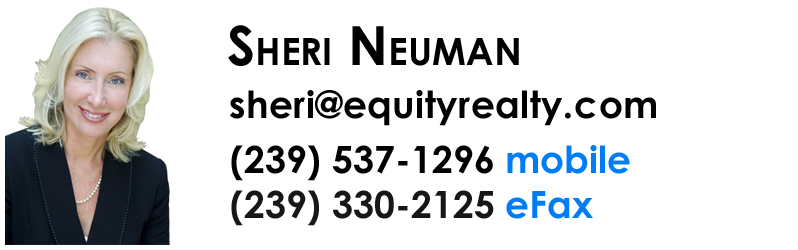 Sheri Neuman - Realtor with Equity Realty in Naples, Florida