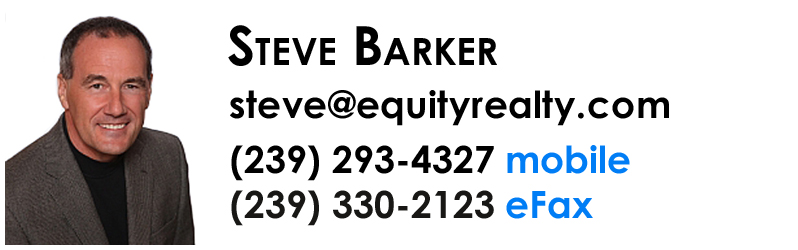 Steve Barker - Realtor with Equity Realty in Naples, Florida