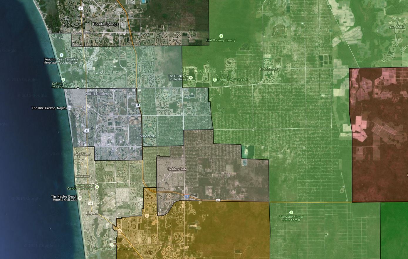 Collier county zoning