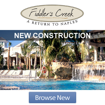 New Construction Fiddler's Creek Naples, FL