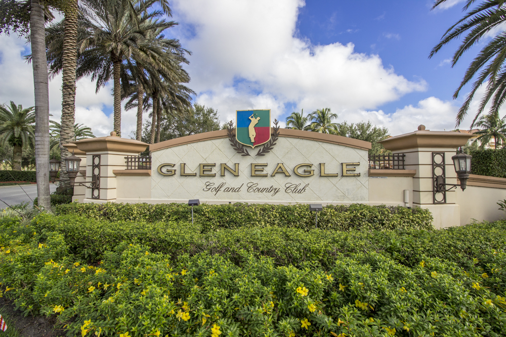 Glen Eagle in Naples, Florida.