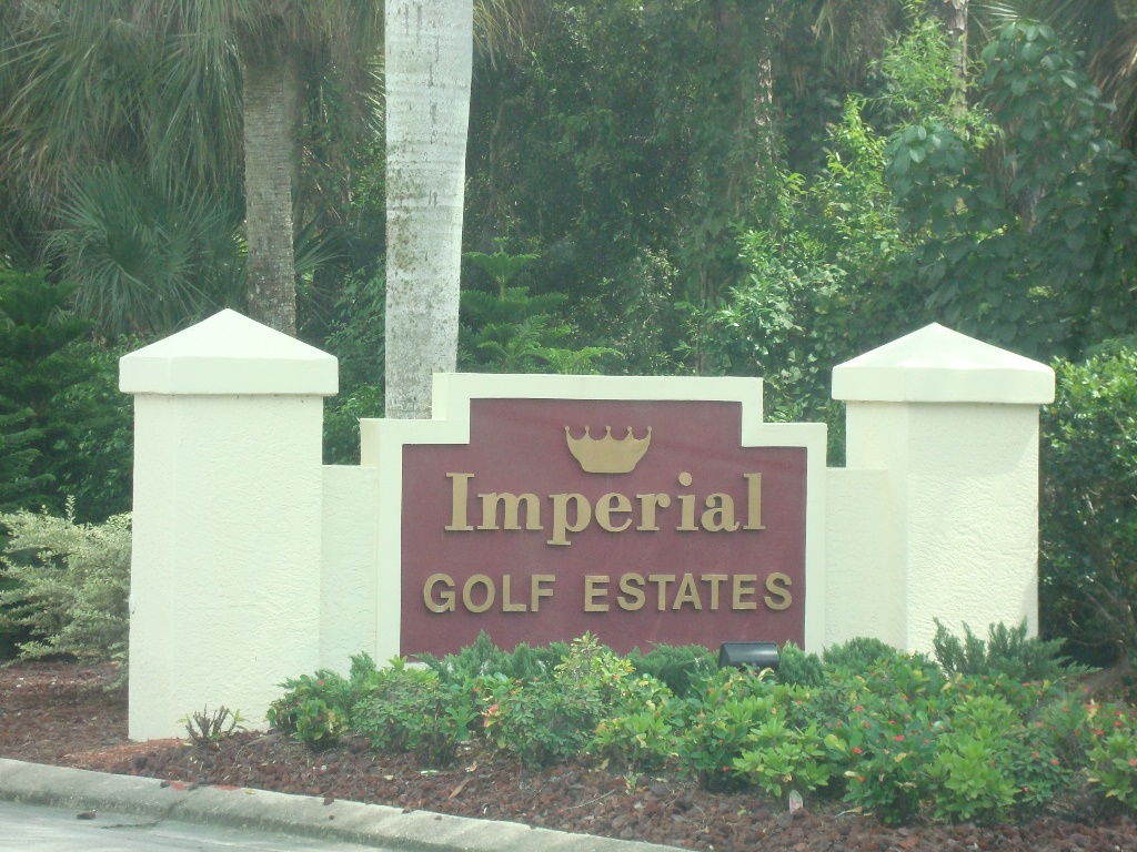 Imperial Golf real estate