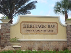 Heritage Bay in Naples, Florida.