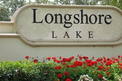 Longshore Lake in Naples, Florida.