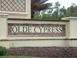 Olde Cypress in Naples, Florida.