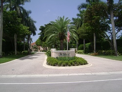Park Shore in Naples, Florida.