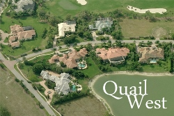 Quail West in Naples, Florida.