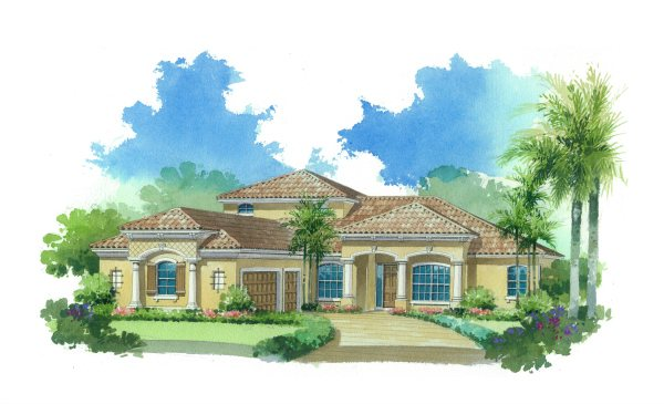Bonita National Golf & Country Club New Construction